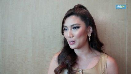 Nicole Cordoves on Miss Thailand
