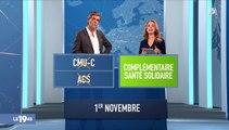 """La réforme de la """"Complémentaire santé solidaire"""", dite de la """"mutuelle à 1 euro"""", entre en application le 1er novembre - Mais de quoi s'agit-il exactement ?"""