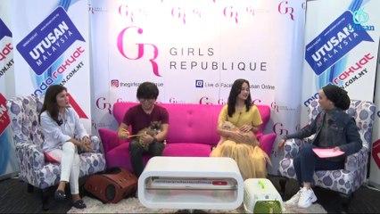 #FBLive  Utusan Online membawakan Girls Republique dengan tajuk : Haiwan peliharaan  kesayangan