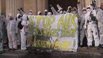 À Rouen, des centaines de personnes ont manifesté ce mardi pour exiger toute la transparence sur l'incendie de l'usine Lubrizol