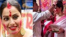 Karan Singh Grover से हुई गड़बड़; Sindoor Khela में Bipasha Basu की भरी उल्टी मांग | FilmiBeat