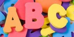 ¿Sabes cuáles son las letras menos usadas del español?