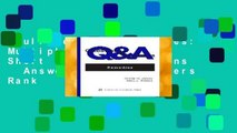 Full version  Remedies: Multiple Choice and Short Answer (Questions   Answers)  Best Sellers Rank