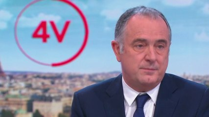 Didier Guillaume - France 2 mercredi 9 octobre 2019