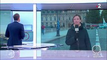 Réchauffement climatique : les militants d'Extinction Rebellion campent à Paris