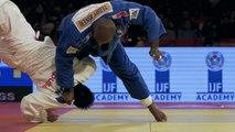 Finale des Judo Brasilia Grand Slam: Gold für Teddy Riner