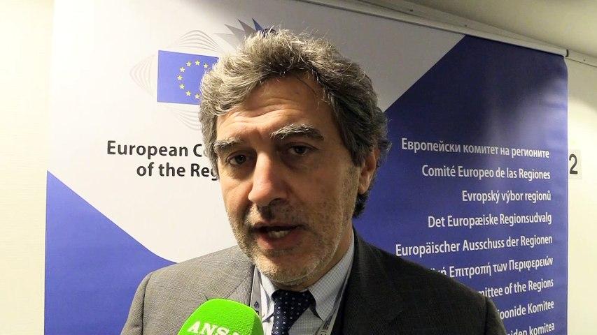 """Marsilio (Abruzzo): """"Appello contro tagli alla politica di coesione"""""""