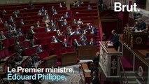 """Immigration : quand le candidat Macron fustigeait la """"politique des quotas"""" relancée par Édouard Philippe"""