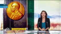 Eurozapping : un prix Nobel pour la Suisse ; des maisons en bord de mer invendables