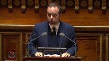 Discours de Sébastien Lecornu au Sénat - Projet de loi Engagement & Proximité