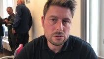 Camion renversé à Nimy: le point avec Stéphane Bairin, lieutenant-colonel à la protection civile (Vidéo JC).