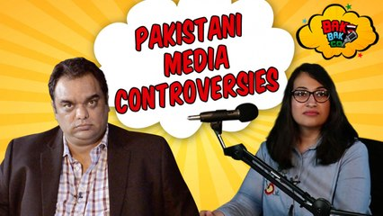Nimra - Bak Bak Company on the ongoing controversies making rounds about Pakistani Media Industry