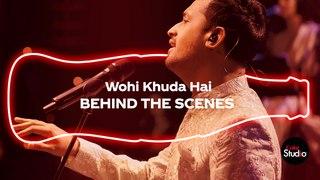 Coke Studio Season 12 | Wohi Khuda Hai | BTS | Atif Aslam