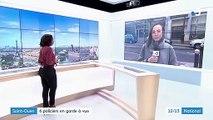 Saint-Ouen : six policiers entendus par l'IGPN