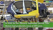 Just 1 Tata Nano unit sold in 2019, no production in first 9 months