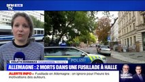 Deux morts dans une fusillade devant une synagogue à Halle (Allemagne),un suspect arrêté