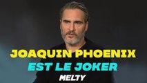 """Joaquin Phoenix (JOKER) - """"J'avais de la sympathie et du dégoût pour lui"""""""