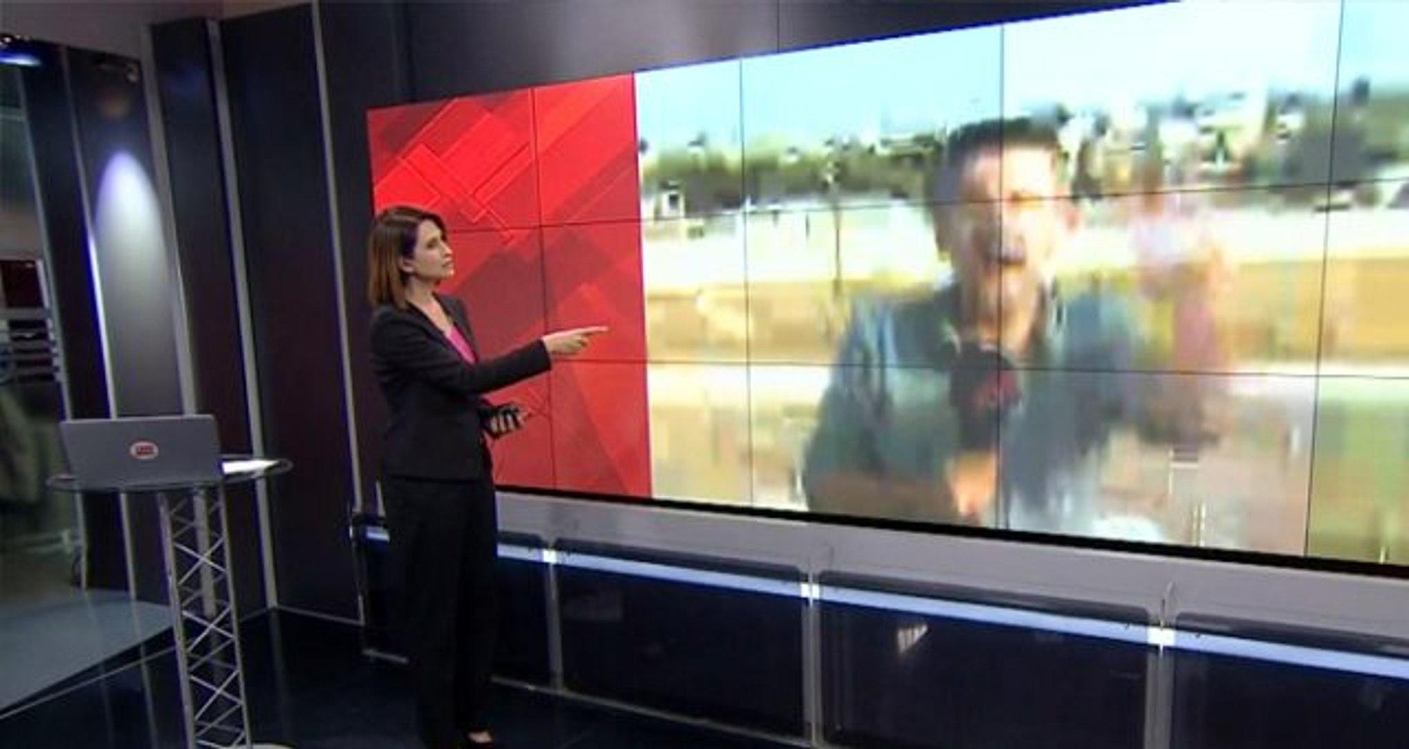 Son dakika: CNN Türk canlı yayını sırasında patlama oldu