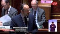 Lutte antiterrorisme: Édouard Philippe appelle lui aussi « à faire bloc »