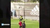 Isco marque un but génial à l'entraînement du Real Madrid