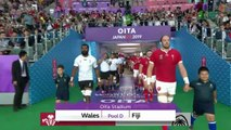 Highlights: Wales v Fiji