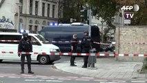 Zwei Tote bei Schießerei in Halle