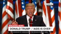 French charity publishes deepfake of Trump saying 'AIDS is over'