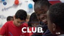 La minute Club : Trois Parisiennes à l'Ecole Rouge et Bleu