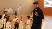 """Le Mag Tennis Actu - Yannick Noah et son association """"Fête le Mur"""" : """"Je kiffe ! """""""