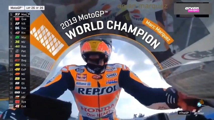 highlights motogp thailand buriram 2019