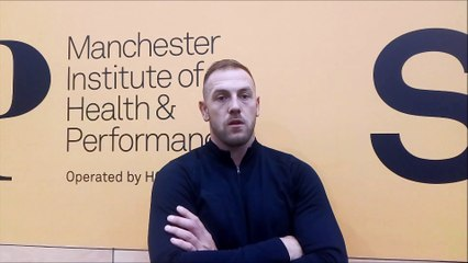 Castleford Tigers prop Liam Watts talks about his England Nines selection