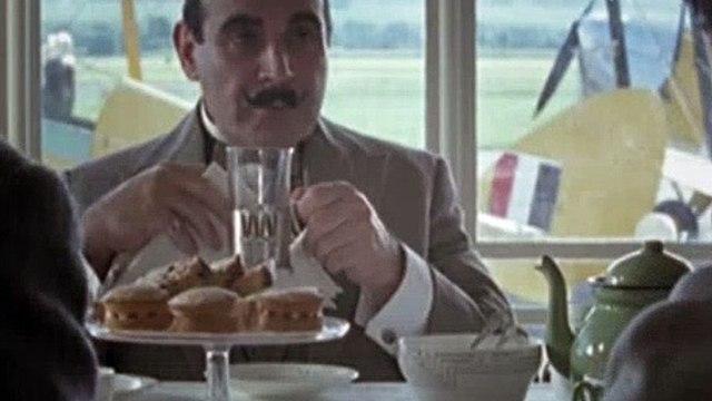 Agatha Christie's Poirot Season 7 Episode 2 Lord Edgware Dies (2000) Part 01