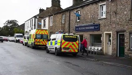 Gargrave police incident