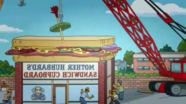 The Simpsons Season 26 Episode 3 Super Franchise Me