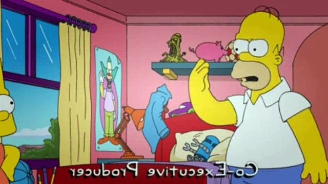 The Simpsons Season 26 Episode 2 The Wreck of the Relationship