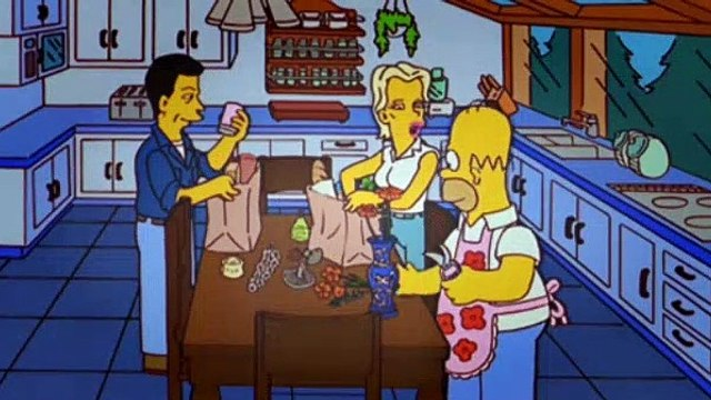 The Simpsons Season 10 Episode 5 - When You Dish Upon a Star