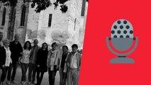 PODCAST Eva Sas apporte sont soutien aux écologistes avignonnais pour les municipales