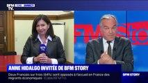 """Anne Hidalgo: """"Il ne faut pas relâcher notre vigilance"""" après l'attentat de la préfecture de Paris"""