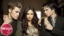 Top 10 Iconic TV Love Triangles