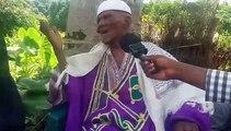 Le doyen Oumar Telly Bah parle : « le secrets de ma longévité… »