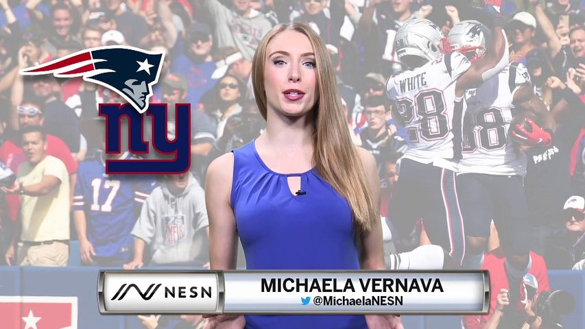 Patriots vs. Giants Spread Is Breaking NFL Records