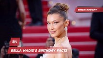 Learn About Bella Hadid On Her Birthday
