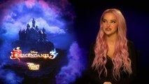 Dove Cameron on stealing from Descendants 3 set