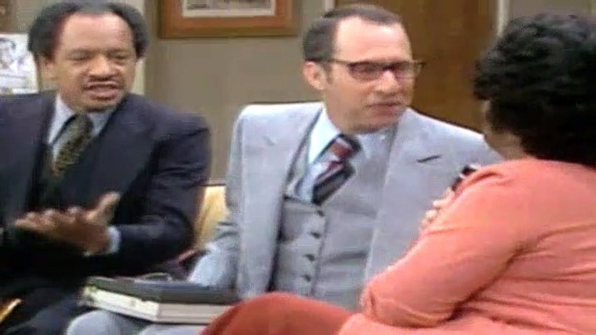 The Jeffersons Season 2 Episode 20 Louis's Cookbook
