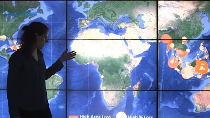 This High Schooler Maps Climate Change at NASA