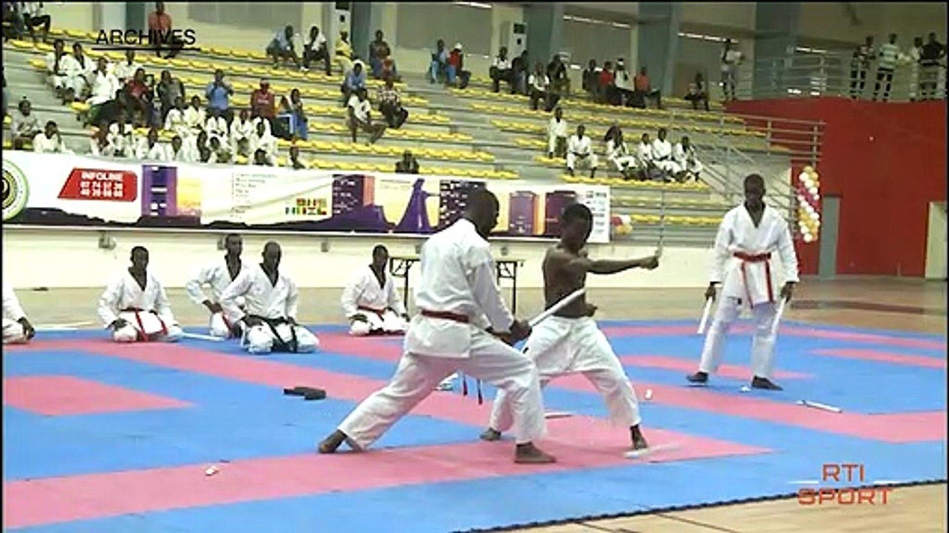 Karaté | Le tournoi d'hommage au feu Maître Souleymane Sanogo