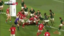 Rugby | Coupe du monde : l'Afrique du sud en quart de finale