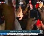 أول فيديو لمرشح الرئاسة التونسية نبيل القروى بعد قرار الإفراج عنه