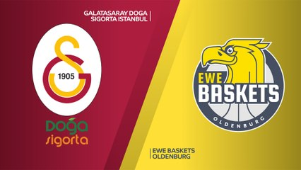 7Days EuroCup Highlights Regular Season, Round 2: Galatasaray 92-79 EWE