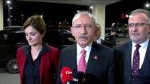 Kılıçdaroğlu'ndan Barış Pınarı Harekatı'na ilişkin açıklama